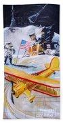 Ohio Aviation Beach Towel