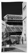 Ohio Stadium 9207 Beach Towel