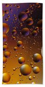 Oil And Water 2am-113878 Beach Towel