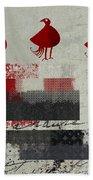 Oiselot - J106164161-2t1b Beach Towel