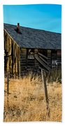 Old And Forgotten Beach Towel by Robert Bales