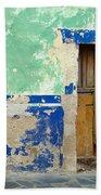 Old Doors, Mexico Beach Towel