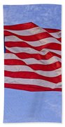 Old Glory Beach Towel