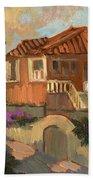 Old Mansion Costa Del Sol Beach Towel