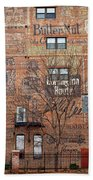 Old Market - Omaha - Metz Building - #1 Beach Towel