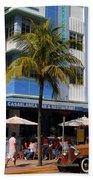 Old Miami Beach Towel