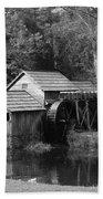 Virginia's Old Mill Beach Sheet