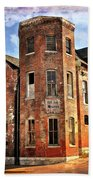 Old Mill Museum Beach Towel