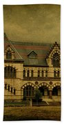 Old Post Office - Customs House Beach Towel