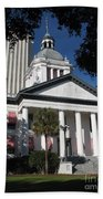 Old State Capitol - Florida Beach Towel