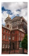Old State House Beach Towel