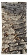 Old Style Gutter Beach Towel