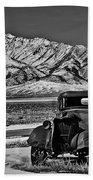 Old Truck Beach Towel