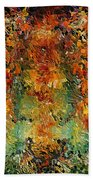 Old Wall By Rafi Talby Beach Towel