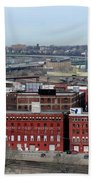 Old West Bottoms Kcmo Beach Towel