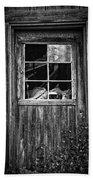 Old Window Beach Sheet