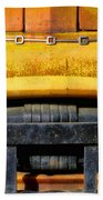 Old Yellow By Diana Sainz Beach Towel