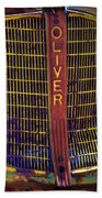 Oliver Twisted Beach Towel