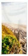 Olympic Peninsula Driftwood Beach Towel