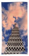 On The Riviera Stairway To Heaven Palm Springs Beach Towel