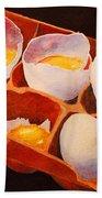 One Good Egg Beach Towel