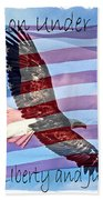 One Nation... Beach Towel