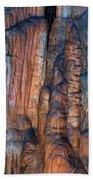 Onondaga Cave Detail Img 4270 Beach Towel