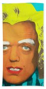 Oompa Loompa Blonde Beach Towel