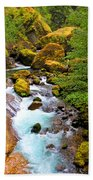 Opal Rivers Beach Towel