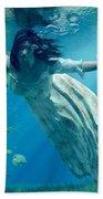 Ophelia Beach Towel by Daniel Eskridge
