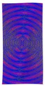 Opposing Forces Beach Towel