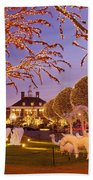 Opryland Hotel Christmas Beach Towel