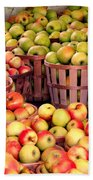 Orchard Time Beach Towel