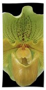 Orchid 003 Beach Towel