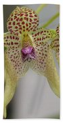 Orchid 8 Beach Towel