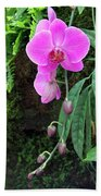Orchid2705 Beach Towel