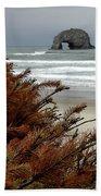 Oregon Beach Beach Towel