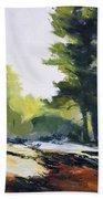 Oregon Trail Beach Towel
