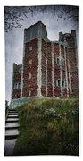 Orford Castle Beach Towel by Svetlana Sewell