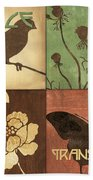 Organic Nature 1 Beach Towel
