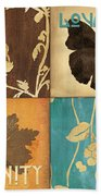 Organic Nature 3 Beach Towel