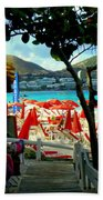 Orient Beach Peek Beach Towel