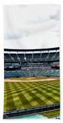 Oriole Park At Camden Yards Beach Towel
