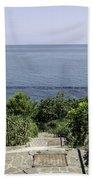 Italian Landscapes - Ortona Italy Beach Towel