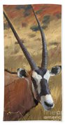 Oryx Beach Towel