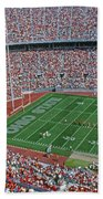 36l456 Osu Stadium Beach Towel