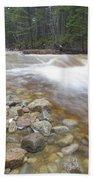 Otter Rocks - White Mountains New Hampshire Usa Beach Sheet