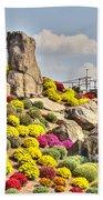 Ott's Greenhouse - Schwenksville - Pa Beach Towel