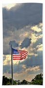 Our Country Beach Towel by Dan Sproul