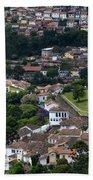 Ouro Preto Brazil 1 Beach Towel
